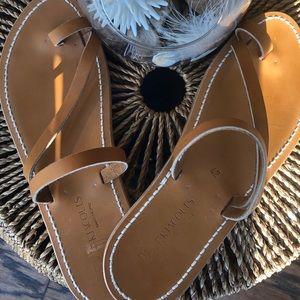 Shoes - KJacques Saint-Tropez sandal